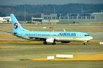 まいけるさんが、仁川国際空港で撮影した大韓航空 737-9B5/ER の航空フォト(飛行機 写真・画像)