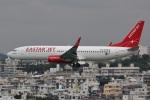 camelliaさんが、那覇空港で撮影したイースター航空 737-86Nの航空フォト(飛行機 写真・画像)