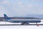 kitayocchiさんが、新千歳空港で撮影した中国南方航空 A321-231の航空フォト(飛行機 写真・画像)