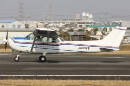 Hii0802さんが、八尾空港で撮影した第一航空 172P Skyhawkの航空フォト(飛行機 写真・画像)