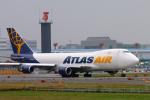 senyoさんが、成田国際空港で撮影したアトラス航空 747-47UF/SCDの航空フォト(飛行機 写真・画像)