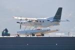 ふくそうじさんが、ビラベスタマリーナで撮影したせとうちSEAPLANES Kodiak 100の航空フォト(飛行機 写真・画像)