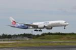 kuro2059さんが、成田国際空港で撮影したチャイナエアライン A350-941の航空フォト(飛行機 写真・画像)