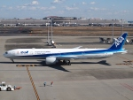 FT51ANさんが、羽田空港で撮影した全日空 777-381/ERの航空フォト(飛行機 写真・画像)