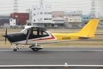 Hii82さんが、八尾空港で撮影した日本個人所有 172G Ramの航空フォト(飛行機 写真・画像)