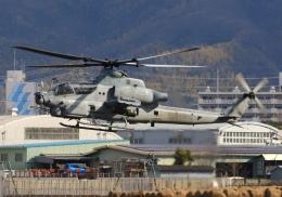 LOTUSさんが、八尾空港で撮影したアメリカ海兵隊 AH-1Z Viperの航空フォト(飛行機 写真・画像)