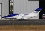LOTUSさんが、八尾空港で撮影した日本法人所有 HA-420の航空フォト(飛行機 写真・画像)