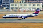 ちっとろむさんが、福岡空港で撮影したアイベックスエアラインズ CL-600-2C10 Regional Jet CRJ-702の航空フォト(飛行機 写真・画像)