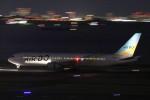 imosaさんが、羽田空港で撮影したAIR DO 767-381/ERの航空フォト(飛行機 写真・画像)