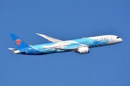 トロピカルさんが、羽田空港で撮影した中国南方航空 787-9の航空フォト(飛行機 写真・画像)