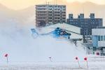 KAMIYA JASDFさんが、札幌飛行場で撮影した北海道警察 EC135P1の航空フォト(飛行機 写真・画像)