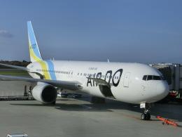 ヒロリンさんが、函館空港で撮影したAIR DO 767-381/ERの航空フォト(飛行機 写真・画像)