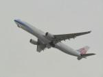 commet7575さんが、関西国際空港で撮影したチャイナエアライン A330-302の航空フォト(飛行機 写真・画像)