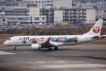 けいとパパさんが、福岡空港で撮影したジェイ・エア ERJ-190-100(ERJ-190STD)の航空フォト(飛行機 写真・画像)