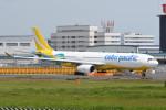 kuro2059さんが、成田国際空港で撮影したセブパシフィック航空 A330-343Eの航空フォト(飛行機 写真・画像)