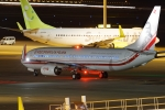 多摩川崎2Kさんが、羽田空港で撮影したポーランド政府 737-86Xの航空フォト(飛行機 写真・画像)