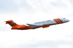 Yukipaさんが、成田国際空港で撮影したエリクソン・エアロ・タンカー MD-87 (DC-9-87)の航空フォト(飛行機 写真・画像)