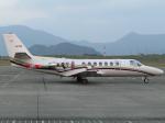 MARK0125さんが、新石垣空港で撮影した中日本航空 560 Citation Vの航空フォト(飛行機 写真・画像)