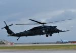 くーぺいさんが、那覇空港で撮影した航空自衛隊 UH-60Jの航空フォト(飛行機 写真・画像)
