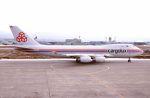 ITM58さんが、小松空港で撮影したカーゴルクス 747-4R7F/SCDの航空フォト(飛行機 写真・画像)