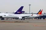 た~きゅんさんが、関西国際空港で撮影したフィリピン航空 A321-271NXの航空フォト(飛行機 写真・画像)