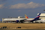 ☆ライダーさんが、成田国際空港で撮影したアエロフロート・ロシア航空 777-3M0/ERの航空フォト(飛行機 写真・画像)
