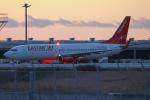代打の切札さんが、関西国際空港で撮影したイースター航空 737-85Pの航空フォト(飛行機 写真・画像)