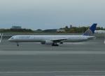 ITM58さんが、テッドスティーブンズ・アンカレッジ国際空港で撮影したコンチネンタル航空 757-324の航空フォト(飛行機 写真・画像)