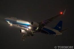遠森一郎さんが、福岡空港で撮影した厦門航空 737-85Cの航空フォト(飛行機 写真・画像)