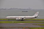 KAGURA-747さんが、羽田空港で撮影したドイツ空軍 A340-313Xの航空フォト(飛行機 写真・画像)