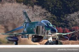 かずかずさんが、茨城空港で撮影した航空自衛隊 RF-4E Phantom IIの航空フォト(飛行機 写真・画像)