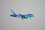 hidetsuguさんが、新千歳空港で撮影したヤーリアン・ビジネスジェット A318-112 CJ Eliteの航空フォト(飛行機 写真・画像)