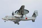 bakさんが、岐阜基地で撮影した航空自衛隊 E-2C Hawkeyeの航空フォト(飛行機 写真・画像)