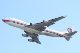 Runway747さんが、関西国際空港で撮影した中国貨運航空 747-412F/SCDの航空フォト(飛行機 写真・画像)