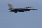 元青森人さんが、三沢飛行場で撮影したアメリカ空軍 F-16CM-50-CF Fighting Falconの航空フォト(飛行機 写真・画像)