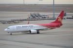TulipTristar 777さんが、中部国際空港で撮影した深圳航空 737-87Lの航空フォト(飛行機 写真・画像)