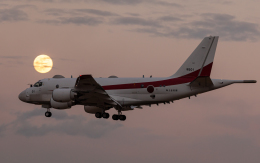 airbandさんが、厚木飛行場で撮影した海上自衛隊 UP-1の航空フォト(飛行機 写真・画像)