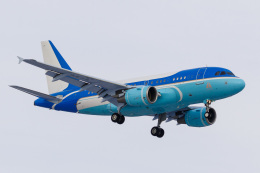 syu〜さんが、新千歳空港で撮影したヤーリアン・ビジネスジェット A318-112 CJ Eliteの航空フォト(飛行機 写真・画像)