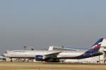菊池 正人さんが、成田国際空港で撮影したアエロフロート・ロシア航空 777-3M0/ERの航空フォト(飛行機 写真・画像)