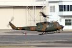 なごやんさんが、名古屋飛行場で撮影した陸上自衛隊 UH-1Jの航空フォト(飛行機 写真・画像)