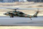 なごやんさんが、名古屋飛行場で撮影した陸上自衛隊 UH-60JAの航空フォト(飛行機 写真・画像)
