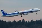 Hiro-hiroさんが、成田国際空港で撮影した全日空 A321-272Nの航空フォト(飛行機 写真・画像)