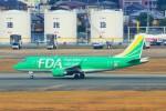 ちっとろむさんが、福岡空港で撮影したフジドリームエアラインズ ERJ-170-100 SU (ERJ-170SU)の航空フォト(飛行機 写真・画像)
