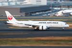 H.Oさんが、羽田空港で撮影した日本航空 787-8 Dreamlinerの航空フォト(飛行機 写真・画像)
