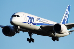 H.Oさんが、成田国際空港で撮影した全日空 787-8 Dreamlinerの航空フォト(飛行機 写真・画像)