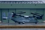 Zakiyamaさんが、熊本空港で撮影したアメリカ海兵隊 MV-22Bの航空フォト(飛行機 写真・画像)