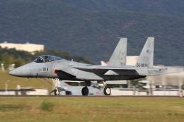 航空フォト:02-8914 航空自衛隊 F-15J Eagle