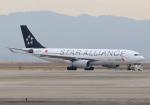LOTUSさんが、関西国際空港で撮影した中国国際航空 A330-243の航空フォト(飛行機 写真・画像)