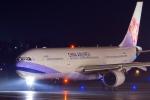うらしまさんが、高松空港で撮影したチャイナエアライン A330-302の航空フォト(飛行機 写真・画像)