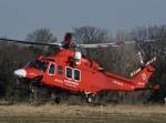 kojuさんが、ホンダエアポートで撮影した埼玉県防災航空隊 AW139の航空フォト(飛行機 写真・画像)